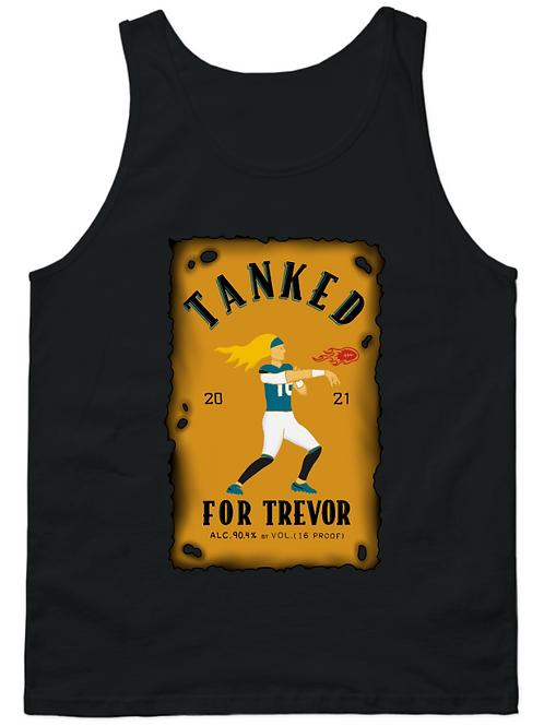 """Tanked for Trevor"" Tank Top"