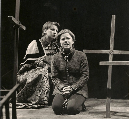 In the Shape of a Woman, Pittsburgh Playhouse
