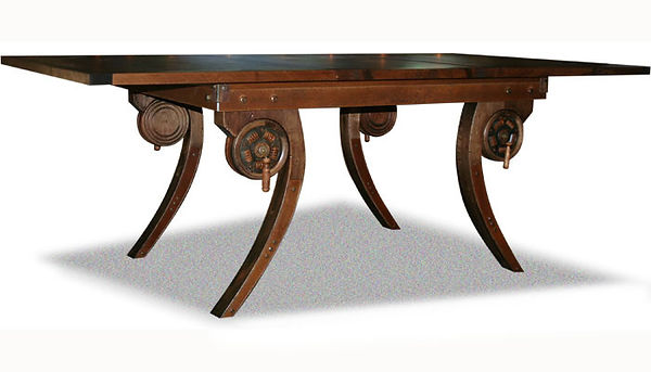 Steampunk Dining Table