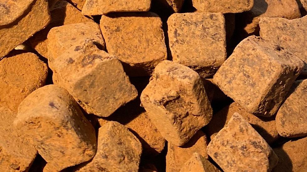 Orange 70.5% Dark Chocolate Truffles 100g