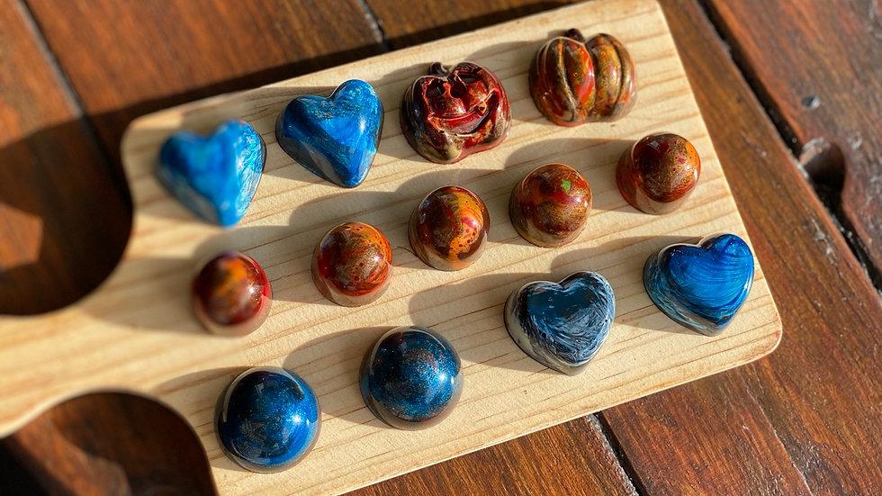 16 Artisan Bonbons