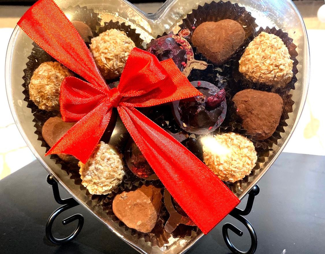 Handmade Truffles Selection