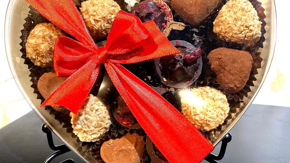 Selection of Handmade Truffles