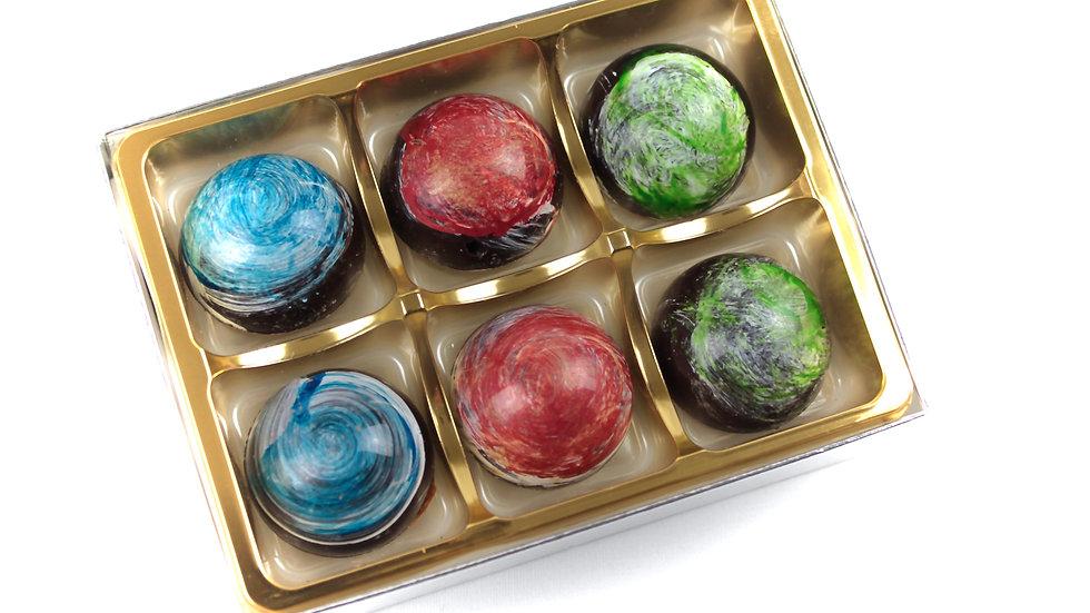 6 Chocolates Selection Box