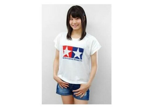 TAMIYA Kid Girls Cream T Shirt Short Top 67149