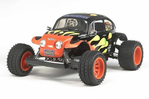 Tamiya Blitzer Beetle kit Inc ESC 58502