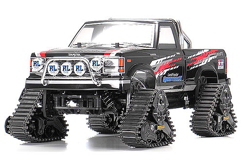 Tamiya Landfreeder Quadtrack TT02FT Kit 58690
