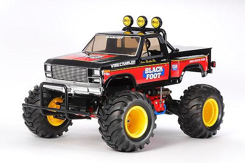 Tamiya Blackfoot Kit Inc ESC 58633