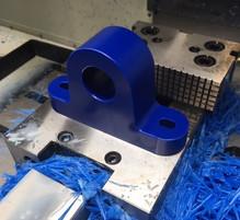 Blue Acetal Bearing