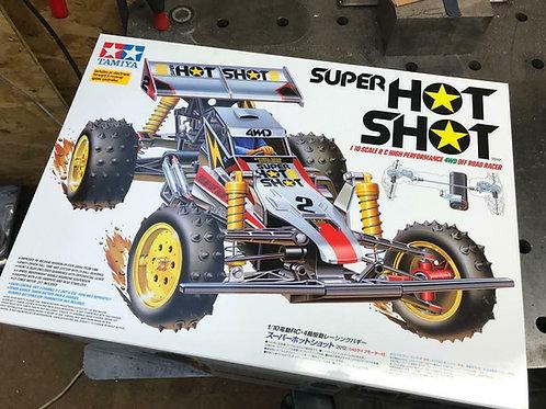 Tamiya R/C Super Hot shot Kit Inc ESC 58517