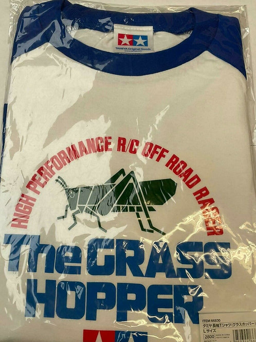 TAMIYA CO Grasshopper  Tshirt 66830 L Long Sleeve