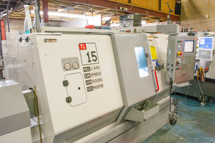 Haas TL15 Twin Spindle Lathe