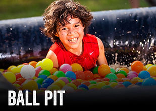 Kids Obstacle Challenge - Ball Pit