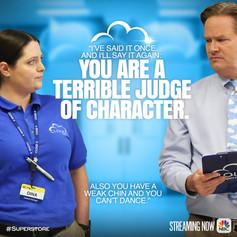 NBC Superstore - Quote Art