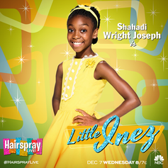 Hairspray LIVE! - Little Inez