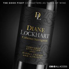'The Good Fight' Wine Bottle Art