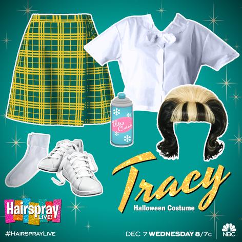 Hairspray LIVE! - Tracy Halloween Costume