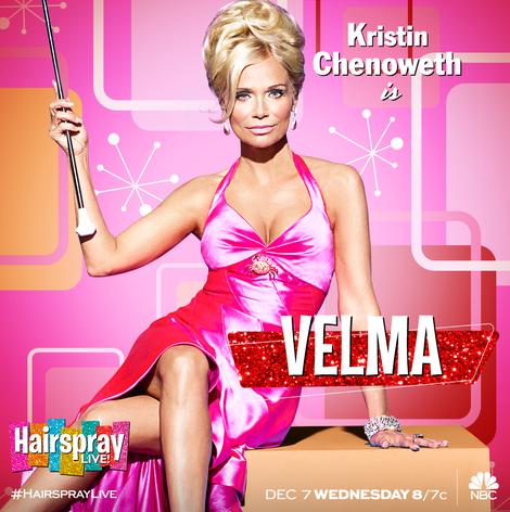 Hairspray LIVE! - Velma