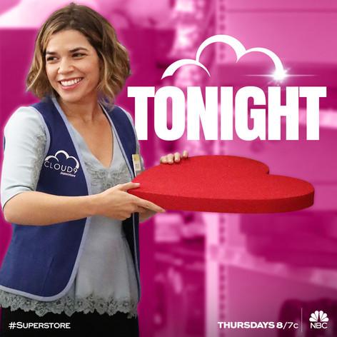 NBC Superstore Countdown Art - Tonight
