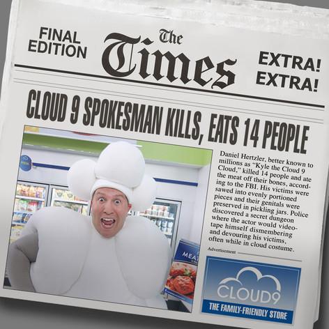 Superstore Newspaper Story
