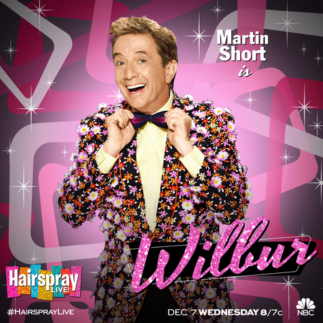 Hairspray LIVE! - Wilbur