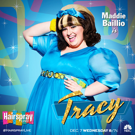 Hairspray LIVE! - Tracy
