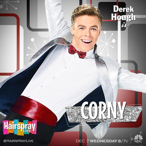 Hairspray LIVE! - Corny