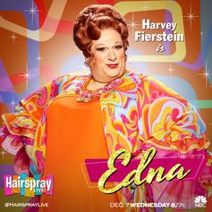 Hairspray LIVE! - Edna