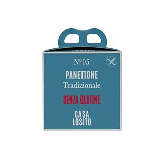 Panettone sin gluten clásico