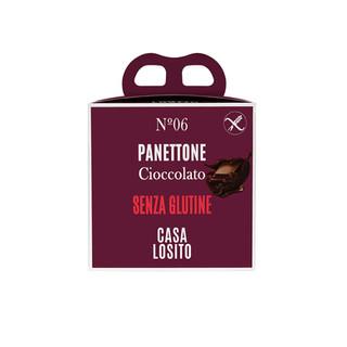 Panettone sin gluten chocolate