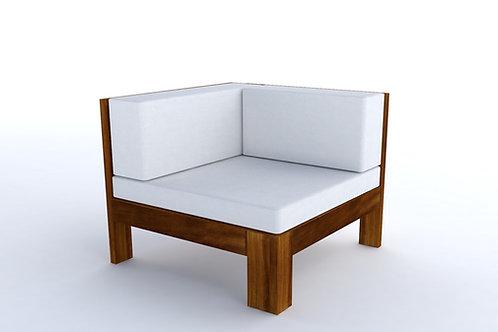 Single Corner Seater