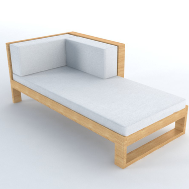 CHAISE LOUNGER LEFT OR RIGHT ARM