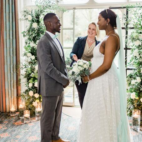 Wedding at the times of Corona
