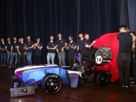 Feb-Racing lança protótipo de 2019