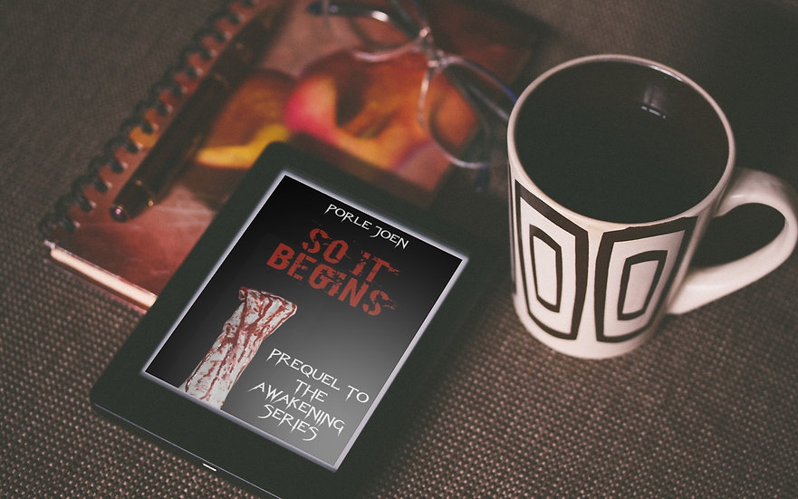 Awakening Prequel (FREE eBook) - So It Begins...