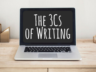 Writing with Impact - the Three C Words you Must Embrace to Pack a Punch