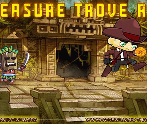 Treasure trove run