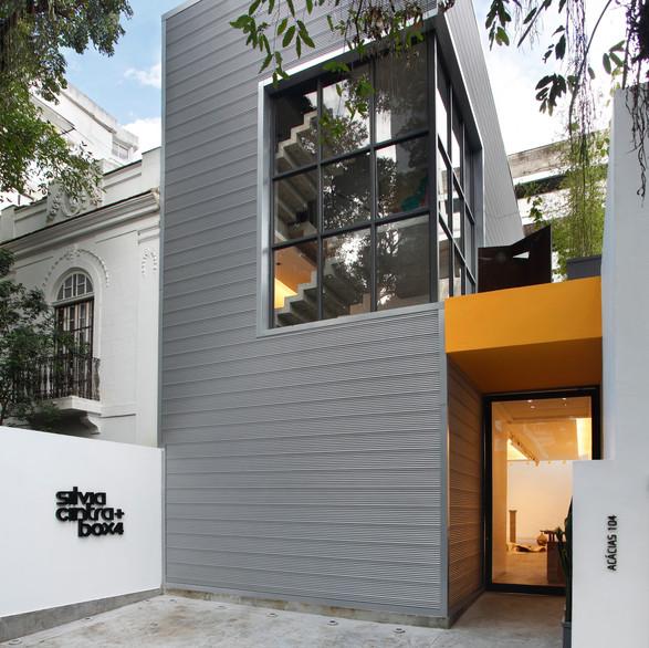 Galeria Silvia Cintra + Box 4