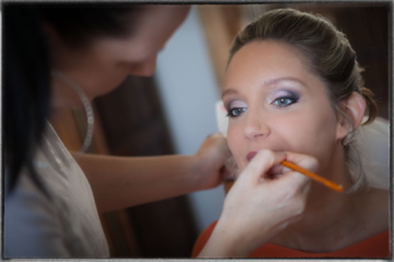 Maquillage mariée Make Up For Ever