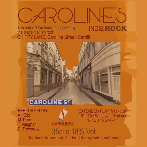 Carolines - The Window