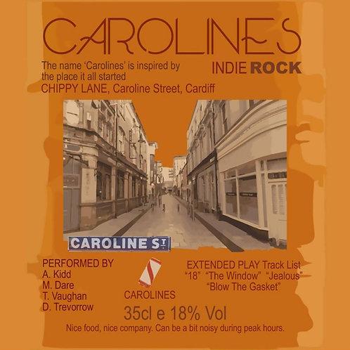 Carolines - Jealous