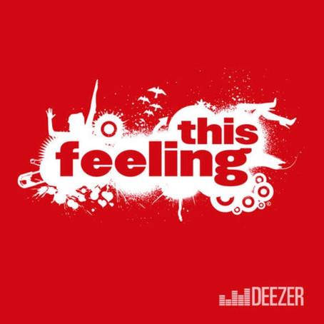 Carolines featured on Deezer#BestNewBands playlist