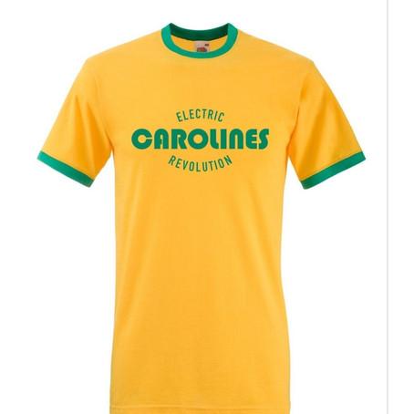 Limited Edition Carolines Electric Revolution T-Shirt
