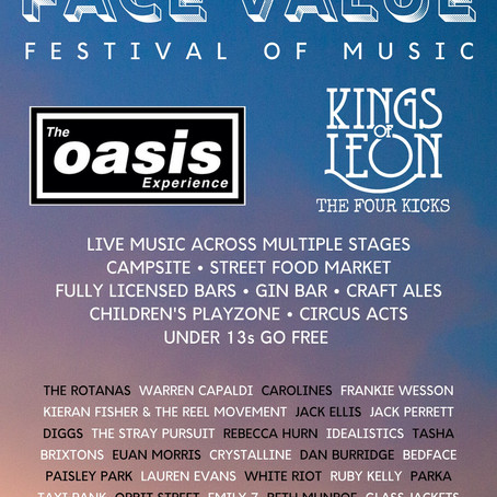 Carolines set to play Face Value Festival
