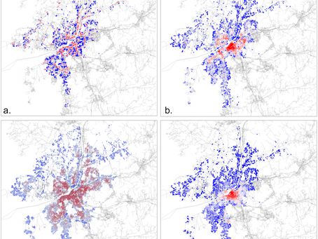 Understanding urban space and flows in relation to freight transport