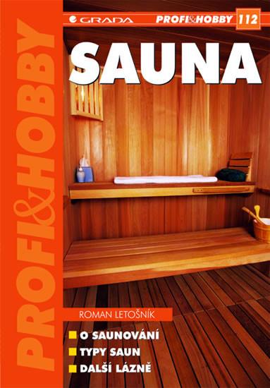 FOTO: Nejlepší kniha o saunování