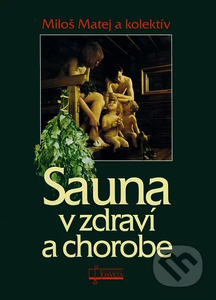 FOTO: Kniha o zdravotních účincích sauny