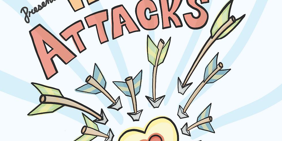 Heart 💘 Attacks