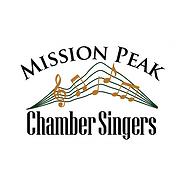 Mission Peak Chamber Singers Logo