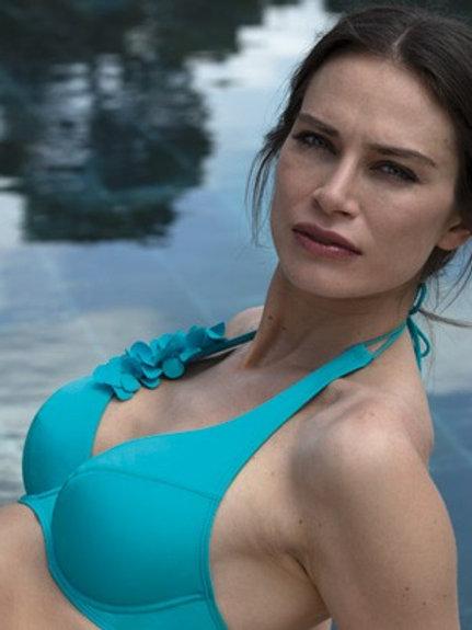 Empriente Dream Lagoon Halterneck Bikini Top